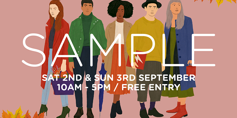 Autumn Sample Sale London