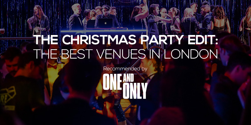Christmas Party Venues London 2018