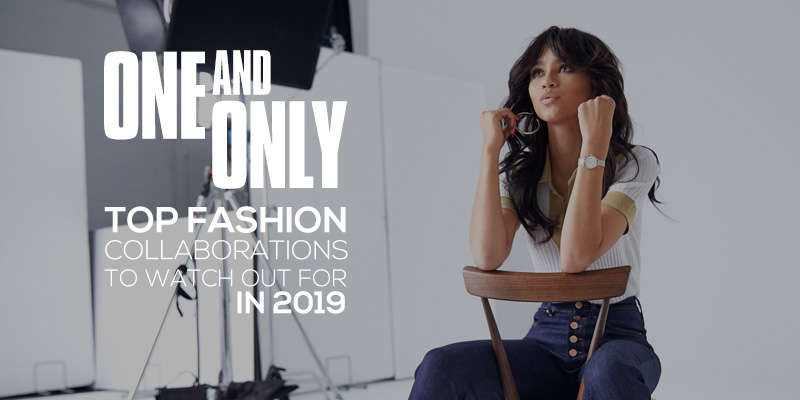 Fashion Collaborations in 2019